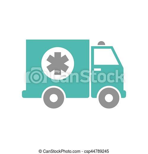 Medical healthcare symbol - csp44789245