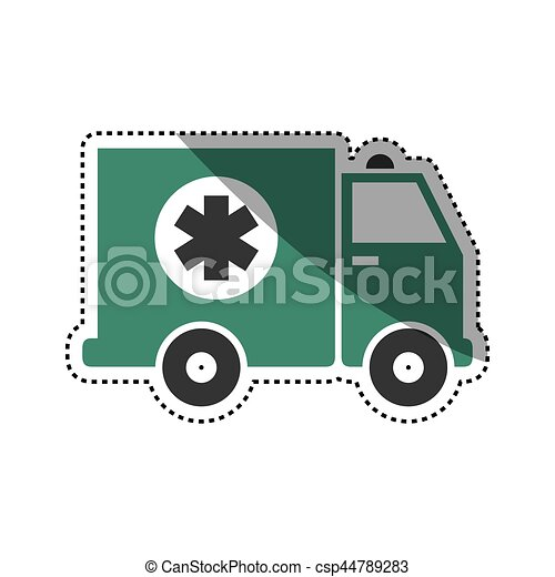Medical healthcare symbol - csp44789283