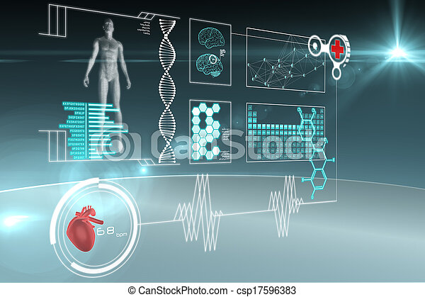 Medical interface - csp17596383
