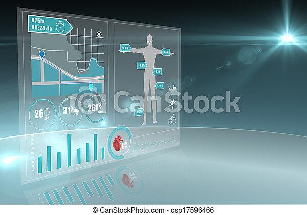 Medical interface - csp17596466