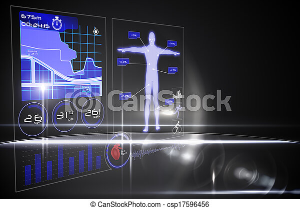 Medical interface - csp17596456