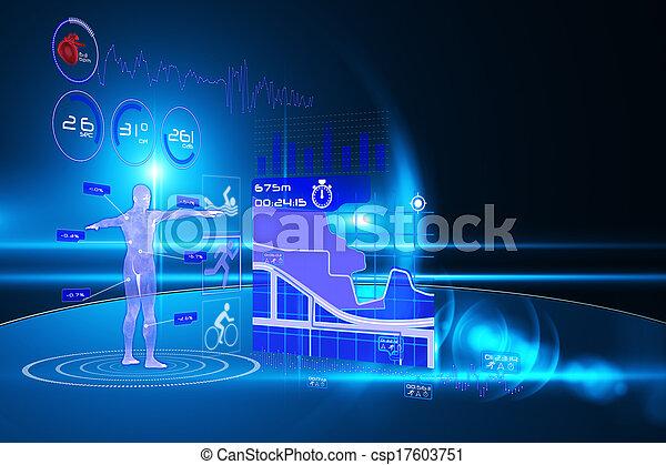Medical interface - csp17603751