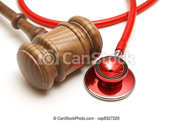 Medical Lawsuit - csp8327220