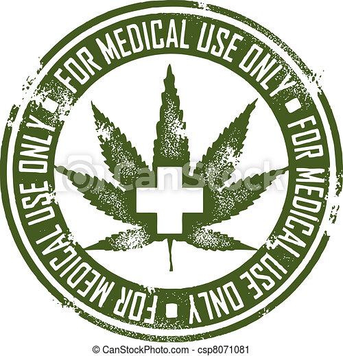 Medical Marijuana - csp8071081