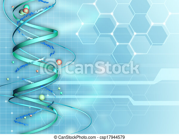 Medical Research background - csp17944579