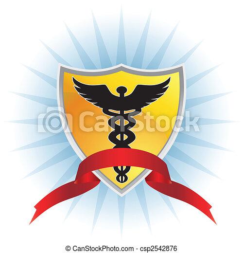 Medical Shield - csp2542876