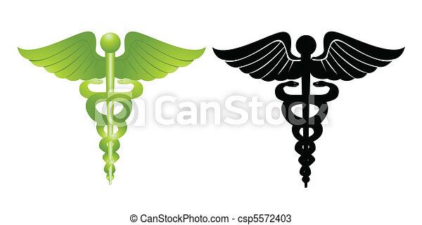 Medical signs - csp5572403
