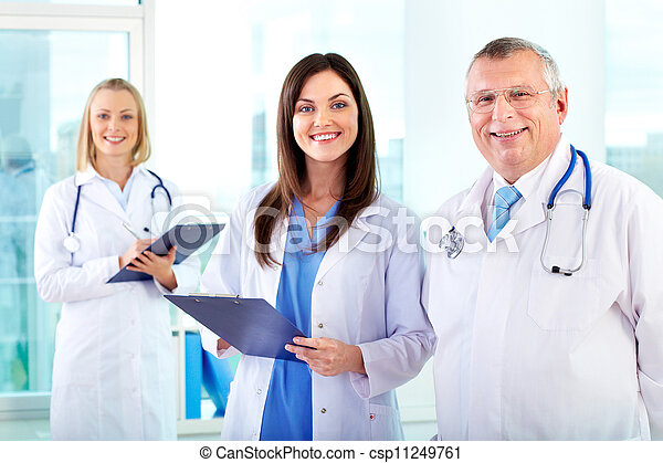 Medical staff - csp11249761