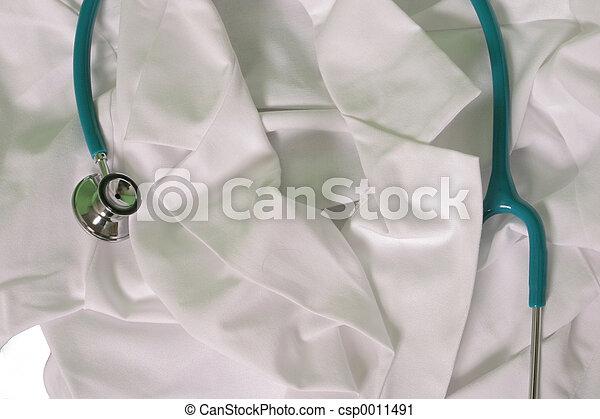 Medical Still Life - csp0011491