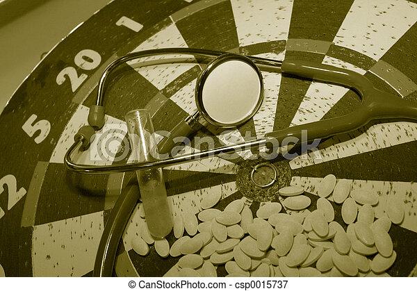 Medical Still Life - csp0015737