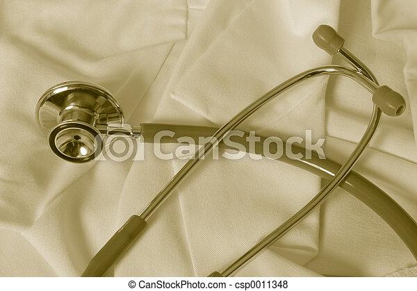 Medical Still Life - csp0011348
