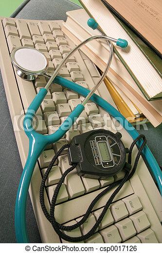 Medical Still Life - csp0017126
