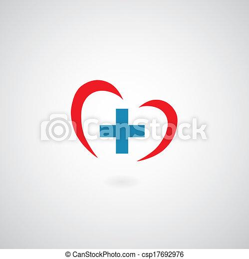 Medical symbol - csp17692976