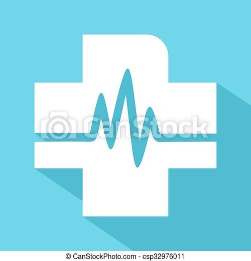 medical symbol - csp32976011