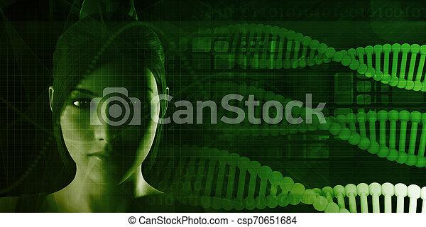 Medical Technology - csp70651684