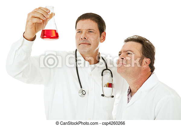 Medical Testing - Doctors - csp4260266