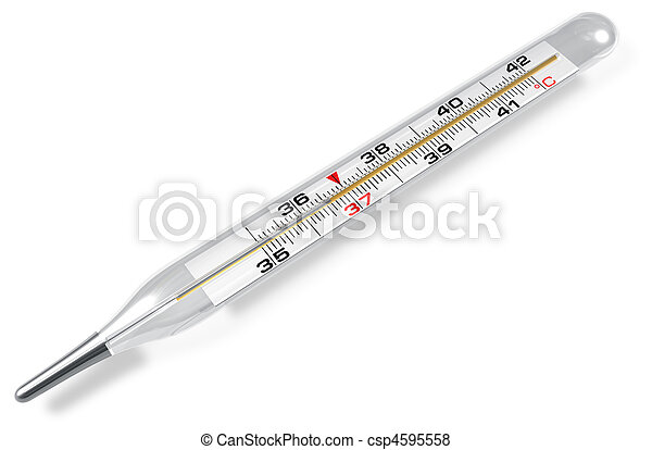 Medical thermometer - csp4595558