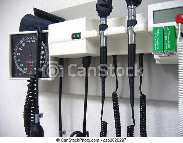 Medical Tools - csp0026297