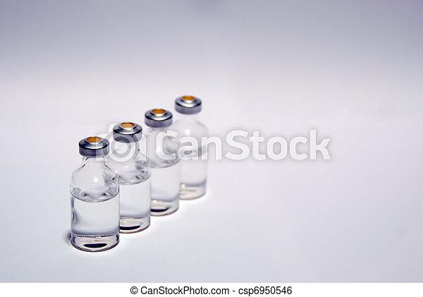 Medical Vials 1 - csp6950546