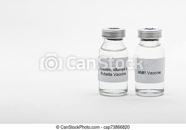 Medical Vials - csp73866820