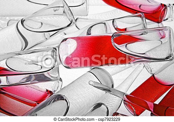 medical vials - csp7923229
