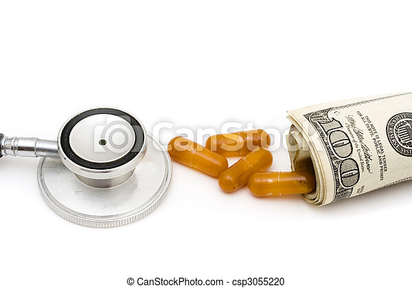 Medication Costs - csp3055220