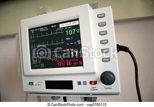 Pulso midiendo - csp0780110