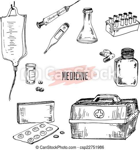 medicin - csp22751986