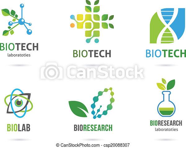 medicina herbácea, alternativa, natural, ícones - csp20088307