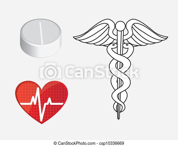 medicina - csp10336669