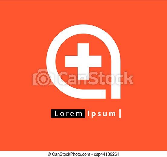 Medicine concept design - csp44139261