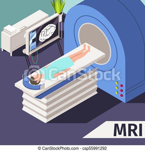 MRI MRI scanning machine
