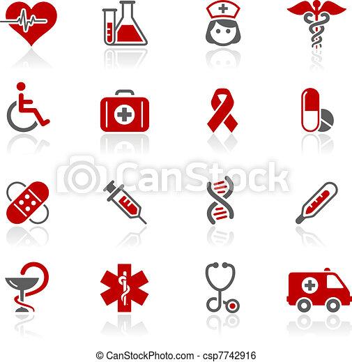 Medicine & Heath Care / Redico - csp7742916