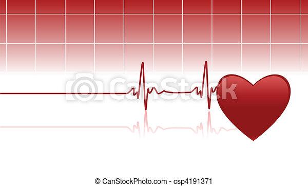 medicinsk, bakgrund - csp4191371