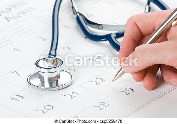 medicinsk begreb - csp5259478