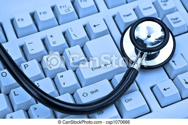 medicinsk teknologi - csp1070666