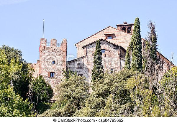 Medieval City Bassano del Grappa - csp84793662