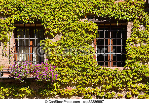 Medieval City Bassano del Grappa - csp32386997