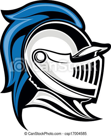 Medieval knight - csp17004585