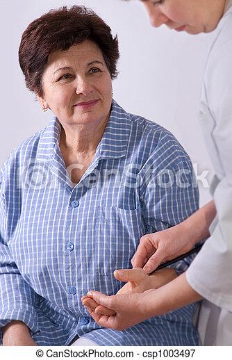 medisch examen - csp1003497