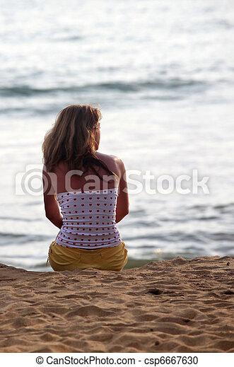 meditación - csp6667630