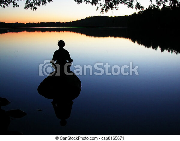 Meditation - csp0165671