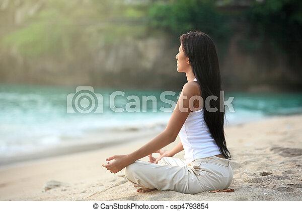 Meditation - csp4793854