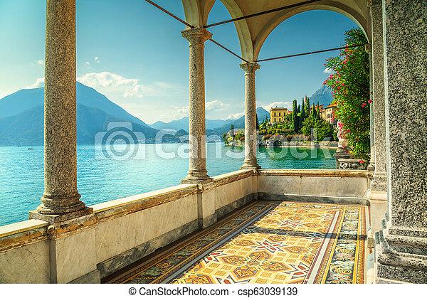 Menaggio Italy Lake Como-Comer See-Lac de …