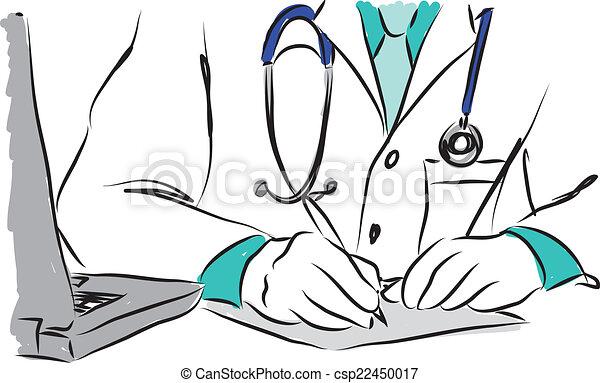 Medizinische Konzepte 4 - csp22450017