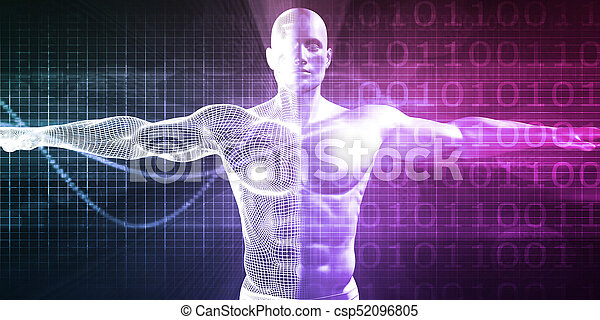 Medizinische Technologie - csp52096805