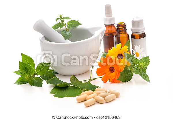 medizinprodukt, alternative - csp12186463