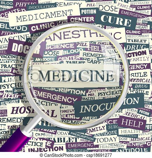 medizinprodukt - csp18691277