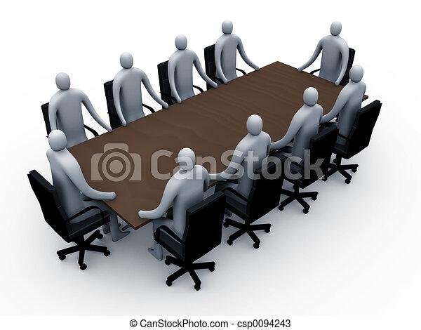 Meeting room #2 - csp0094243
