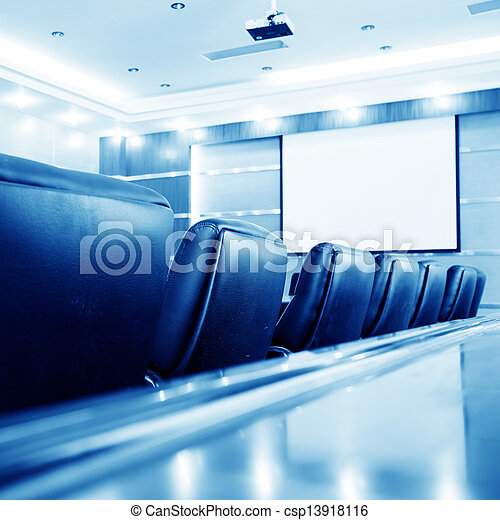 Meeting room  - csp13918116